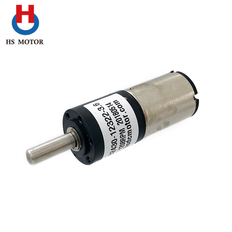 Planetary Gearbox Motor 22JXS2430-12322-3.6