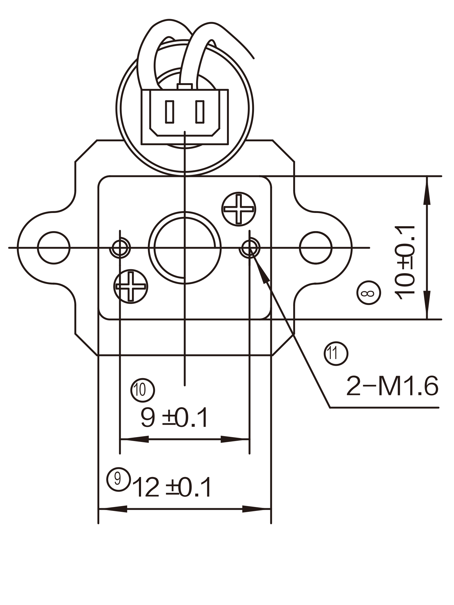 DC-Motor_12JFG12152_Outline-drawing